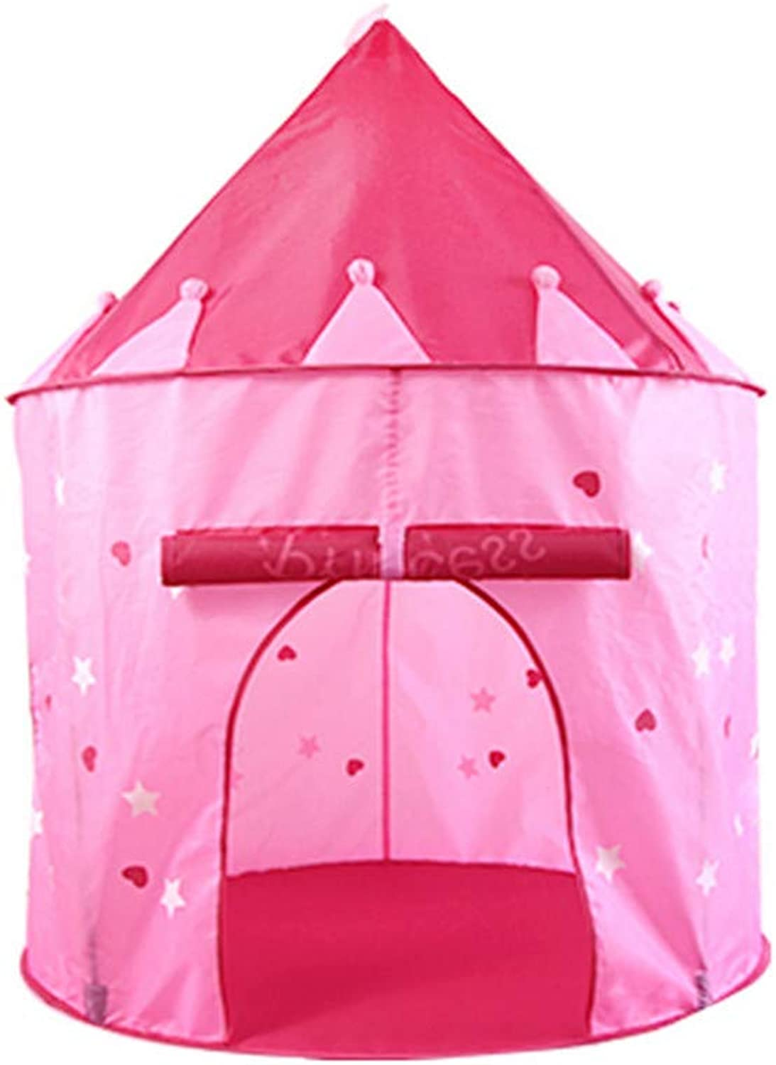 Mzdpp Washable Collapsible Pink Tent Cat And Dog Pet Bed Summer Small 105X135Cm
