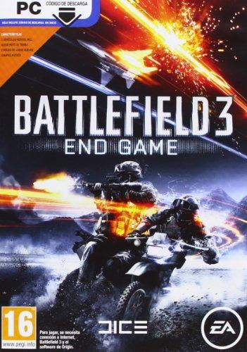 Battlefield 3: End Game (Código De Descarga Sin Disco)