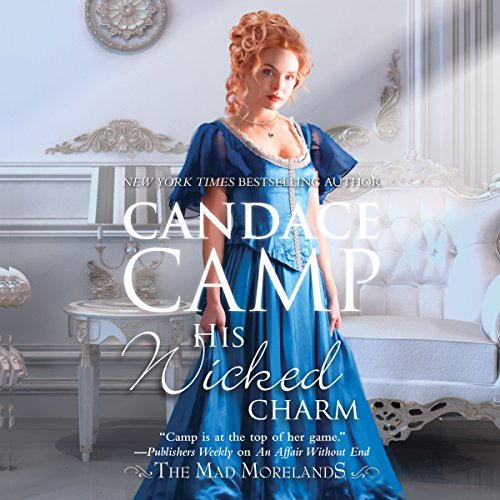 His Wicked Charm audiobook cover art