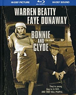 Bonnie and Clyde [USA] [Blu-ray]