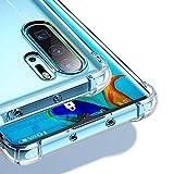 Beetop HMBS038HW017 Kompatibel Mit Huawei P30 Pro Hülle [Verdickung an