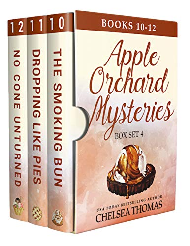 Apple Orchard Cozy Mystery Series: Box Set Four (Books 10-12) (Apple Orchard Cozy Mystery Boxset Book 4) by [Chelsea Thomas]