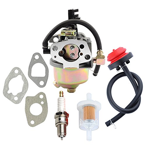 Panari Carburetor + Primer Bulb for MTD Snow Blower Troy Bilt Storm 2410 2420 2620 2690 2690XP Cub Cadet 524WE 524SWE Snowthrower
