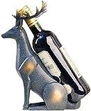 ZfgG - Objetos de decoración para casa, esculturas, recepción, botella de vino, bandeja artesanal, recepción, vino, gabinete, etc.