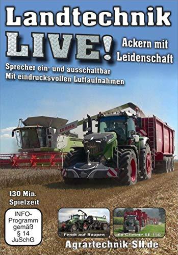 Landtechnik LIVE! - Ackern mit Leidenschaft