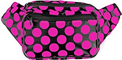 SoJourner Bags Fanny Pack - Chevron, Polka Dot And More Styles / Patterns