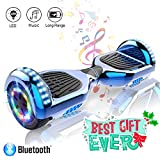 COLORWAY Overboard Hover Scooter Board Hoverboard Gyropode Bluetooth 6.5 Pouces, Scooter Electrique...