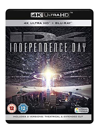 Independence Day UHD [Blu-ray]