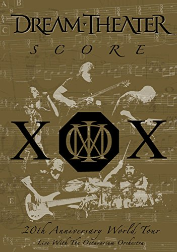 Dream Theater - Score: 20th Anniversary World Tour Live with the Octavarium Orchestra