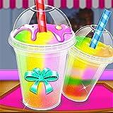 Icy Slushy Maker: cono helado arcoíris de bricolaje