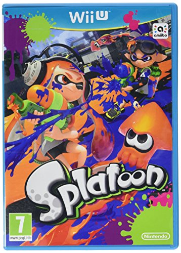 Nintendo Wii U - Splatoon (1 GAMES)