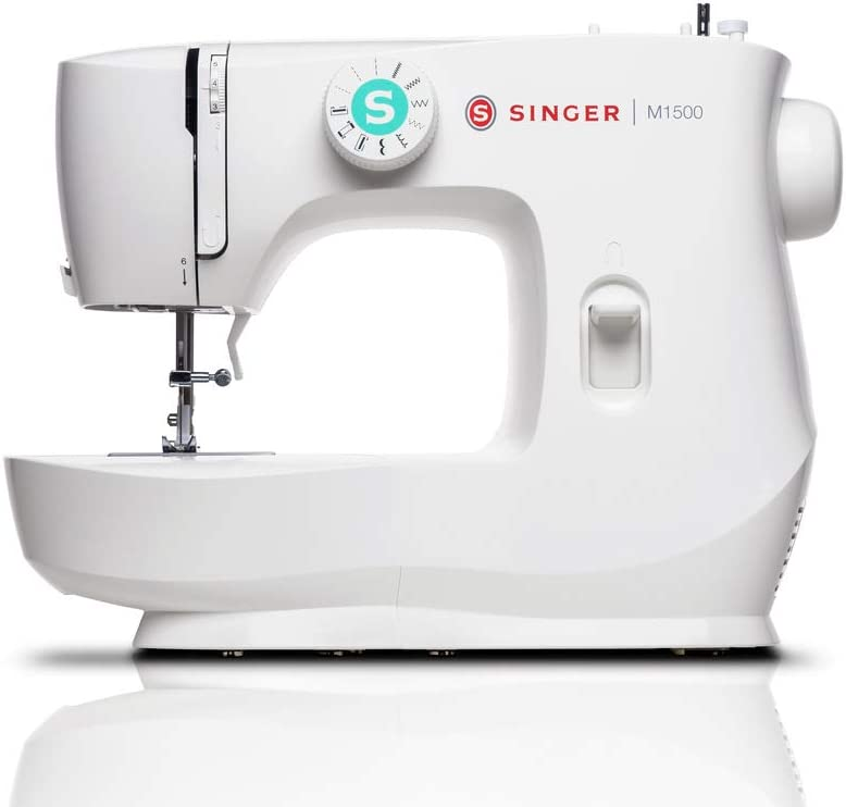 Singer 2021 spring Las Vegas Mall and summer new M1500 Sewing Machine 10 lbs White