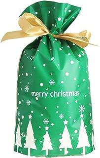Weihnachtsmann Weihnachtsbeutel Elf Elk Pants Treat Tasche Geschenk Party Decor