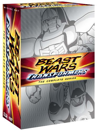Beast Wars: Transformers - The Complete Series (1996)