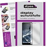 dipos I 2X Schutzfolie klar kompatibel mit Nokia 5.1 Folie Bildschirmschutzfolie