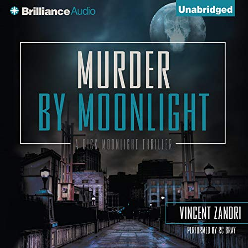 Murder by Moonlight cover art