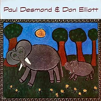 Paul Desmond & Don Elliott