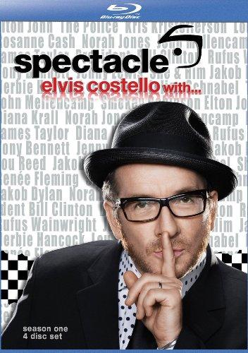 Elvis Costello: Spectacle - Season One [Blu-ray]