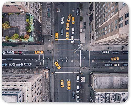 Mauspad, 5th Avenue New York Street Mauspad - NYC USA Reisegeschenkcomputer