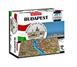 4DCityscape 40088 Budapest - Puzzle
