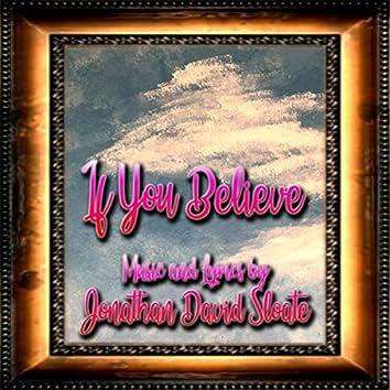 If You Believe (feat. Rodney Hicks, Max Von Essen & The 59-Piece Prague Symphony Orchestra)