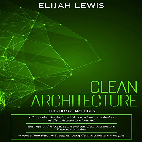 Clean Architecture: 3 in 1 cover art