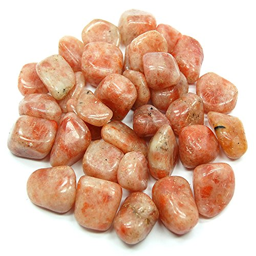 Tumbled Sunstone (India) (1&Quot; - 1-1/2&Quot;) - 1Pc. By Healing Crystals