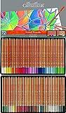Cretacolor - Caja con lápices de colores pastel para bellas artes, 72 Stk