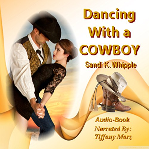 Dancing with a Cowboy audiobook cover art