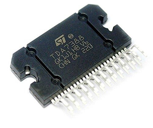 Quickbuying 2 pcs TDA7388 Original Integrated Circuit TDA-7388 New