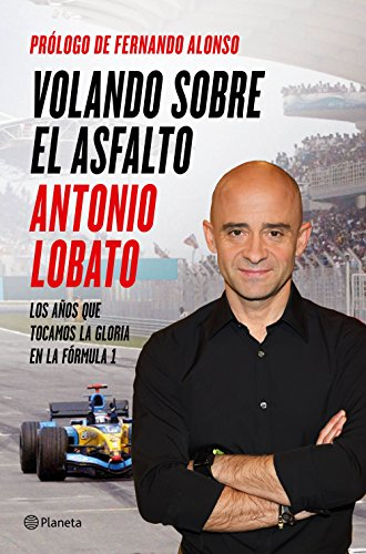 Master Lap Volando sobre el Asfalto - Antonio Lobato