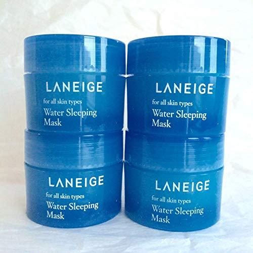 Laneige 2015 Version - Wasser Schlafmaske 60Ml (15 Ml X 4Pcs)