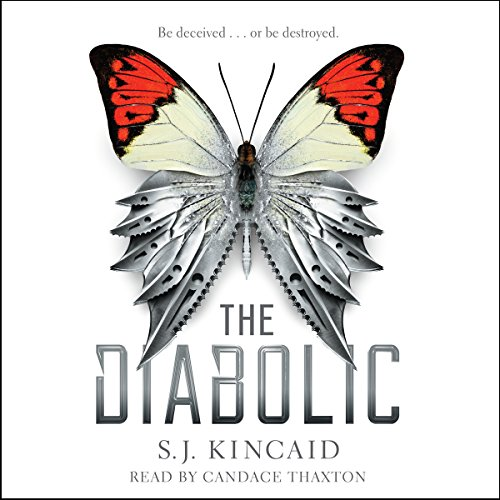 The Diabolic audiobook cover art