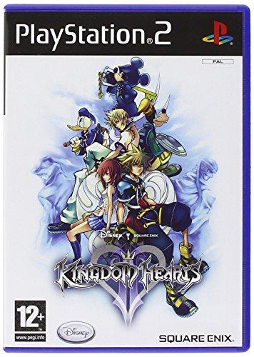 Kingdom Hearts II (PS2) [import anglais]