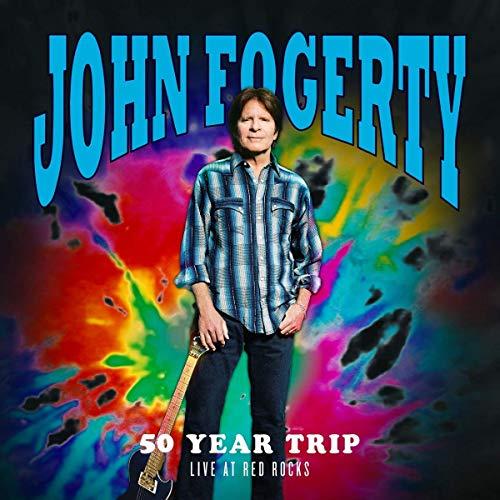 John Fogerty - 50 Year Trip: Live At Red Rocks (CD)