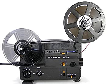Chinon DUAL Super 8MM & 8MM Movie Projector Type II