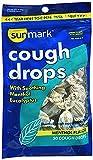 Sunmark Cough Drops Menthol Flavor 30 cough drops 2PK