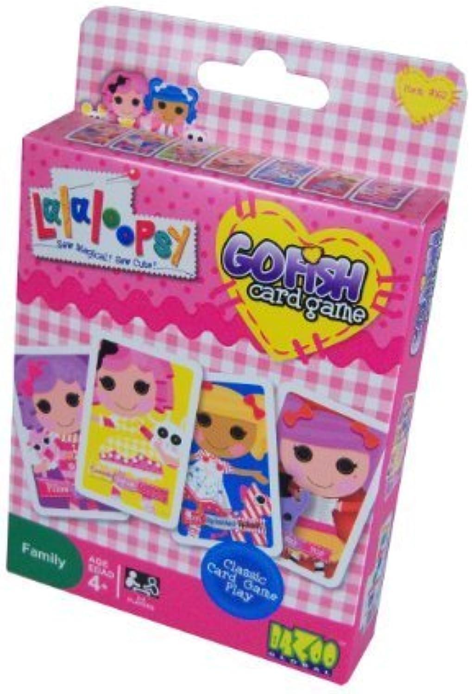 Lalaloopsy Go Fish Card Game by Bazoo Global (English Manual) B008AAFNAO  Verkaufspreis   Feinen Qualität