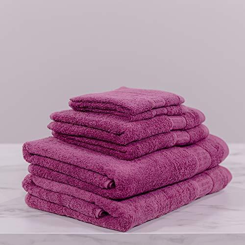 MyPillow Towel 6-Pack [Plum]