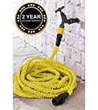 G-maxx Expanding Super Hose And 7 Dial Spray Gun With FREE easy store