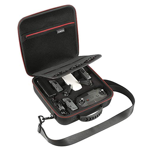 RLSOCO Carrying Case Compatible with DJI Spark Drone, Battery × 4, Propellers, Remote Controller and Other Accessories