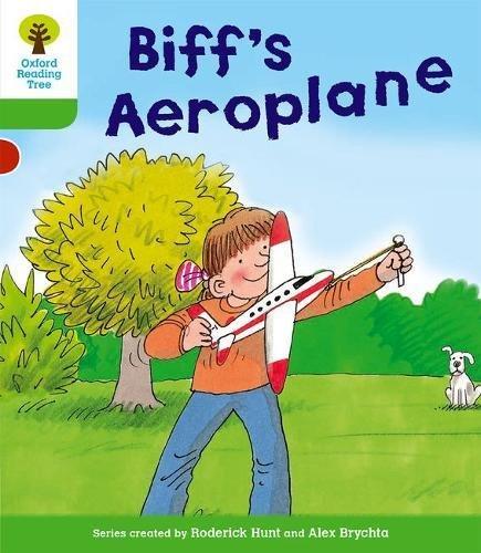 Oxford Reading Tree: Level 2: More Stories B: Biff's Aeroplaneの詳細を見る