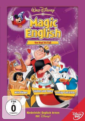 Magic English - Von Kopf bis Fuß [Alemania] [DVD]