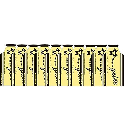Mag-on マグオン エナジージェル バナナ10個セット (オリジナル補給食説明書付)【sotoasoオリジナルセット トレイルランニング マラソン 自転車 トライアスロン 行動食 補給食】