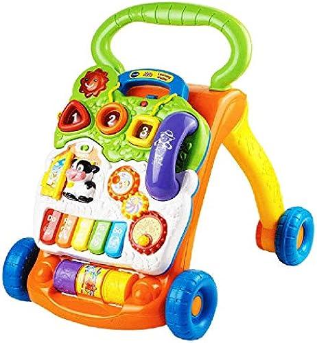 YExbc Baby-Wanderer Erster Schritt Baby Activity Walker, Musikpiano, Stehen und Gehen Lernen, Toy Intelligence Development (Farbe   A)