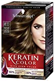 Schwarzkopf Keratin Color Anti-Age Hair Color Cream, 6.0 Delicate...
