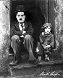 Chaplin, Charlie - The Kid - Sitting - Filmposter Kino