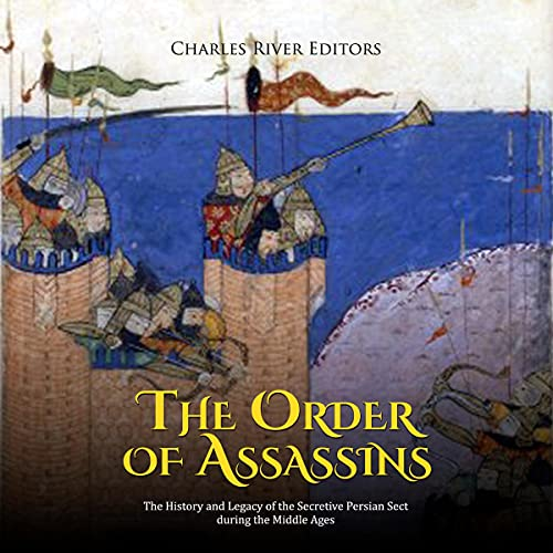 The Order of Assassins cover art