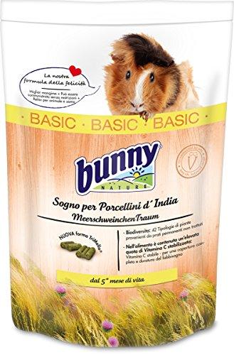 Bunny Sogno per Porcellini d'India Basic - 1500 gr