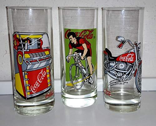 Coca-Cola Coca-Cola - Vasos (1991/3 x 0,3 L)